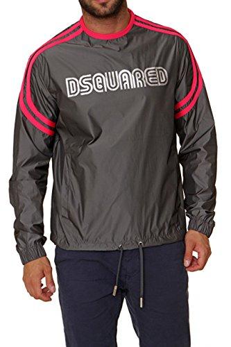Dsquared� Track Jacket  Color: Grey<br />