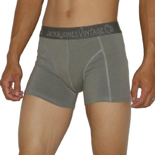 Mens JACK JONES Finest Comfortable Fit Boxer Shorts / Underwear Briefs