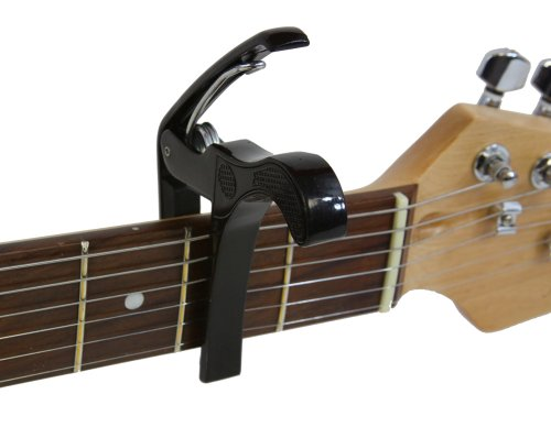 Live For Music, Guitar Capo, K-Style by The Instrument Store