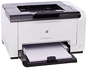 HP LaserJet Pro CP1025nw Color Printer