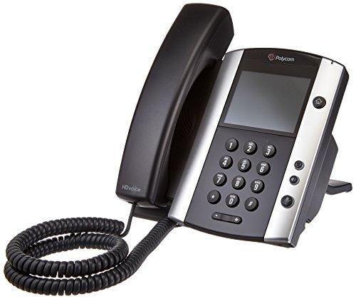 Polycom VVX 500 12-line Business Media Phone