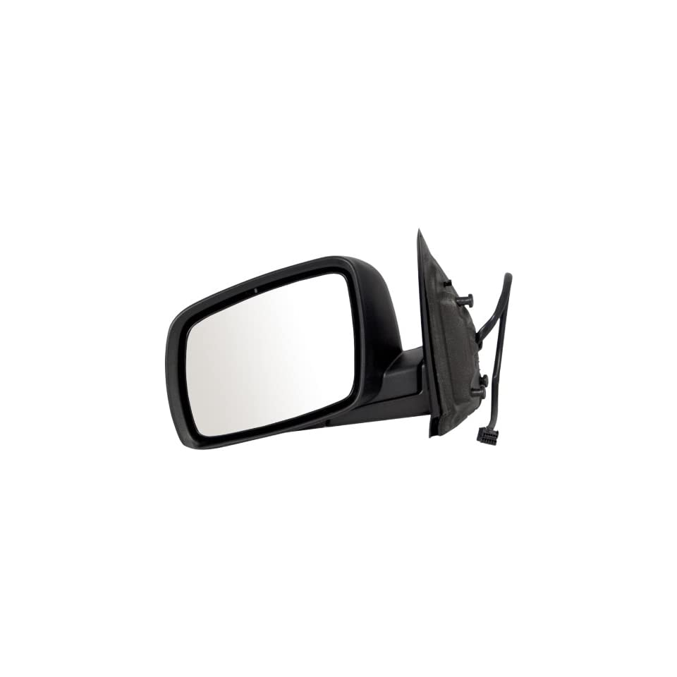 OE Replacement Dodge Journey Driver Side Mirror Outside Rear View (Partslink Number CH1320301)