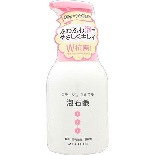 コラージュフルフル 泡石鹸 ピンク 300m L (医薬部外品)