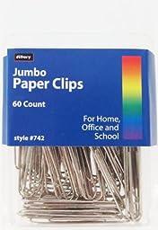 Jumbo Paper Clips