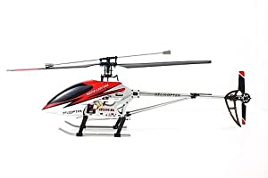 Double Horse 9104 -71Cm 3.5Ch RC Helicopter with Gyro - Colors May Vary