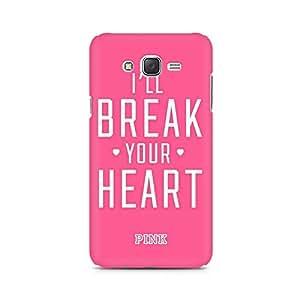 Ebby I'll Break it Premium Printed Case For Samsung J2
