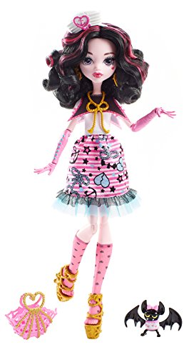 Monster High Shriekwrecked Nautical Ghouls Draculaura Doll