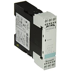 Siemens 3rn1000 2ab0 0 thermistor motor protection relay for Thermistor motor protection relay