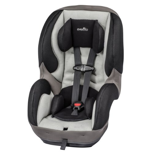 Best Buy! Evenflo SureRide DLX Convertible Car Seat, Paxton