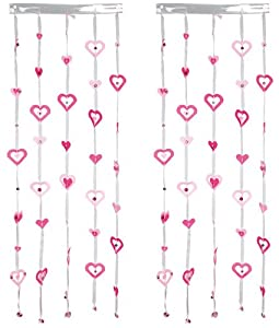 Made by You 13086 - Cortinas de corazones [Importado de Alemania] de Made By You en BebeHogar.com