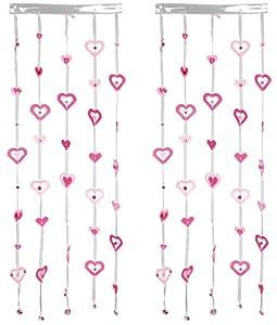 Made by You 13086 - Cortinas de corazones [Importado de Alemania] de Made By You en BebeHogar.com