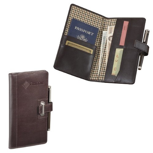 Cutter & Buck American Classic Travel Wallet 9850-64CC