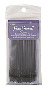 Face Secrets Professional Disposable Mascara Wands