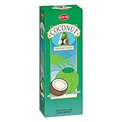 Hem Coconut Incense Sticks