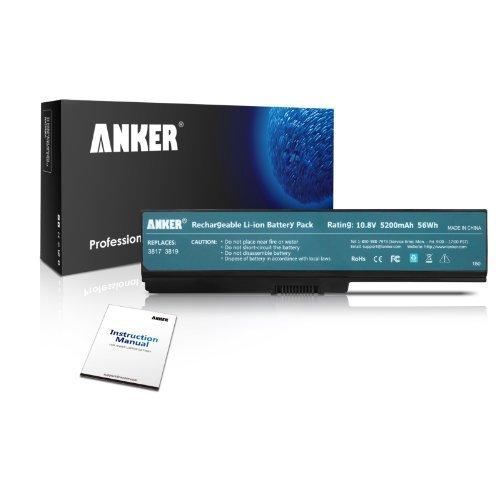 anker batterie neuve pour ordinateur portable toshiba. Black Bedroom Furniture Sets. Home Design Ideas