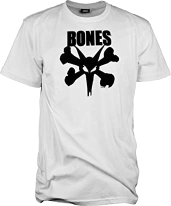 "Bones Wheels ""Photo Op"" Tshirt - M"