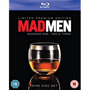 Mad Men: Seasons 1-3 movie