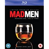 "Mad Men Triple Pack [Blu-ray] [UK Import]von ""Jon Hamm"""