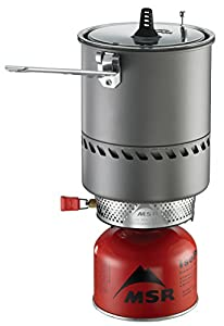 MSR Reactor Stove, 1.7-Liter