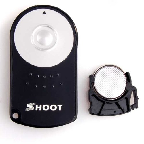 Neewer Miniature Infrared Shutter Release Remote Control RC-5 for Canon EOS Rebel XSi / 450D / Kiss Digital X2 Cameras!