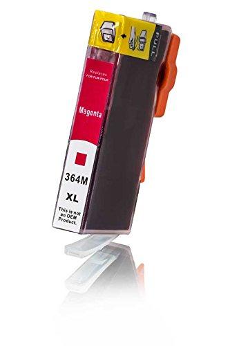 Premium Druckerpatrone für HP 364XL 364 XL HP Deskjet: 3070 / 3070A / D 5445 / D 5460 HP Photosmart: B 109A / B 8550 / C 5300 / C 5324 / C 5370 / C 5380 / C 5390 / C 6300 / C 6324 / C 6380 / D 5445 / D 5460 / D 7500 / D 7560 / Estation C 510A HP Photosmart e-All-in-One: 5510 / 5514 / 5515 / 6510 / 7510 / B 110A / B 110C / B 110D / B 110E / B 110F HP Photosmart Wireless: B 109A / B 109B / B 109C / B 109D / B 109E / B 109F / B 109G / B 109N HP Photosmart Premium: B 010A / B 010B / B 210 / B 210A /