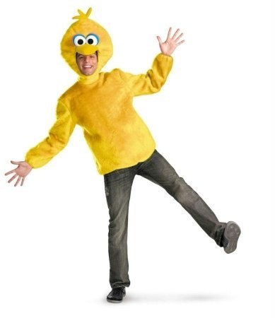 Costumes For All Occasions Dg50631D Sesame St Big Bird Adult 42-46