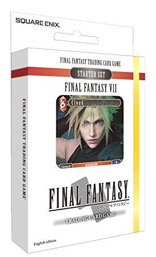 Square Enix squffssf07Final Fantasy Trading Card Game (Lot de 7)