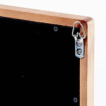 """Vintage Wooden Framed Magnetic Chalkboard Sign - 24x36"""" by VersaChalk"""