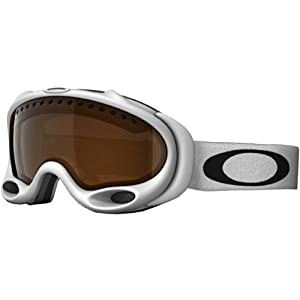 adult goggles  white adult snow
