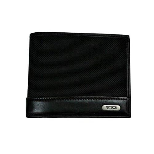 トゥミ TUMI 二つ折り財布 96-1402/01 ブラック