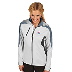 MLB Texas Rangers Ladies Discover Jacket by Antigua