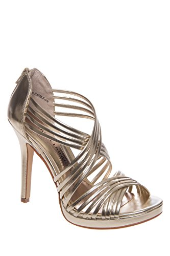 Imagine High Heel Strappy Pump