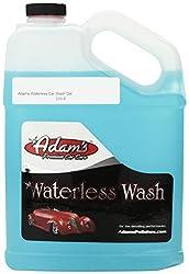 Adams Polishes Car Waterless Wash - 1 Gallon
