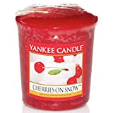 Yankee Candle Votive Sampler - Cherries on Snow