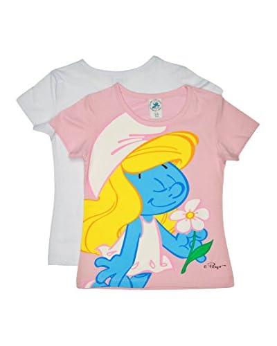 Fantasy Store Set Puffi Kid Girl [Rosa/Bianco]