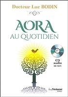 AORA au quotidien (1CD audio)