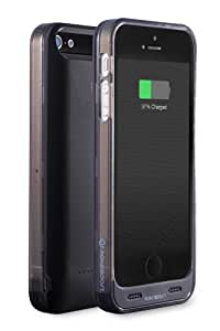 Rokit Boost Excess 2400 - iPhone 5/5S Battery Case - MFI Certified By Apple - Compatible with iOS 6 / 7 - Comes with 4 color frames