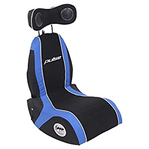 boom pulse bluetooth gaming chair for. Black Bedroom Furniture Sets. Home Design Ideas