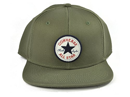 Converse Core Snapback Cap - Herbal Green