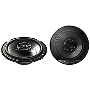 Amazon Com Pioneer Ts G1644r Full Range Car Speakers