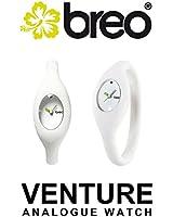 Breo Venture Unisex Analogue Watch White Small