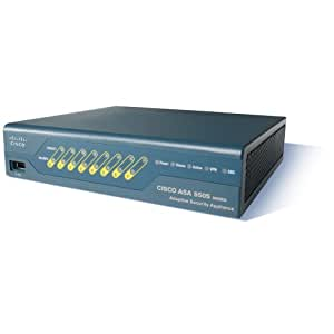 Cisco ASA5505-UL-BUN-K9 ASA 5505 Security Appliance