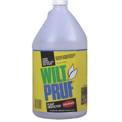 Wilt Pruf 07011 Anti Transpirant Concentrate, 1-Gallon