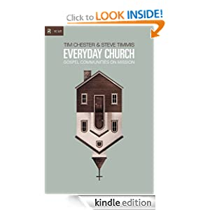 Everyday Church: Gospel Communities on Mission (Re:Lit)
