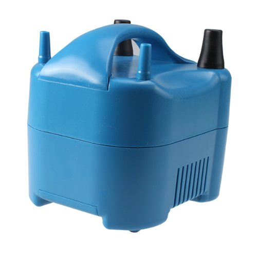 Agptek Two Nozzles High Speed Electric Balloon Inflator Air Pump For Birthday Wedding Or Party