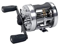 Abu Garcia 6500C3 Ambassadeur C3 Baitcast Round Reel (3 Ball-Bearing, Gear Ratio 5.3:1, Capacity 14/245) from Abu Garcia