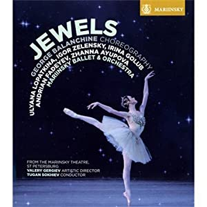 Jewels - George Balanchine (Mariinsky Ballet and Orchestra/Gergiev) Plus bonus feature [Blu-ray] [2011] by Mariinsky
