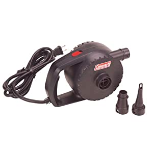 Buy Coleman AC 120V QuickPump by Coleman