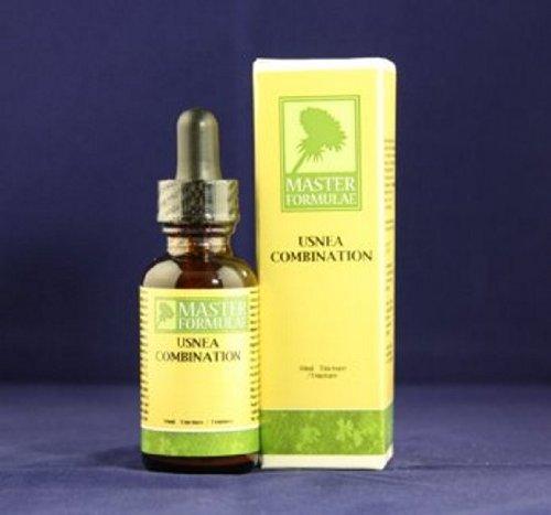 Usnea Combination (Respiratory) - 1.01Oz Herbal Tincture Blend