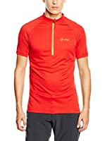 Kilpi Camiseta Técnica Toper (Rojo)